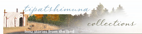 Collections - Innu stories from the land - Virtual Museum of Canada